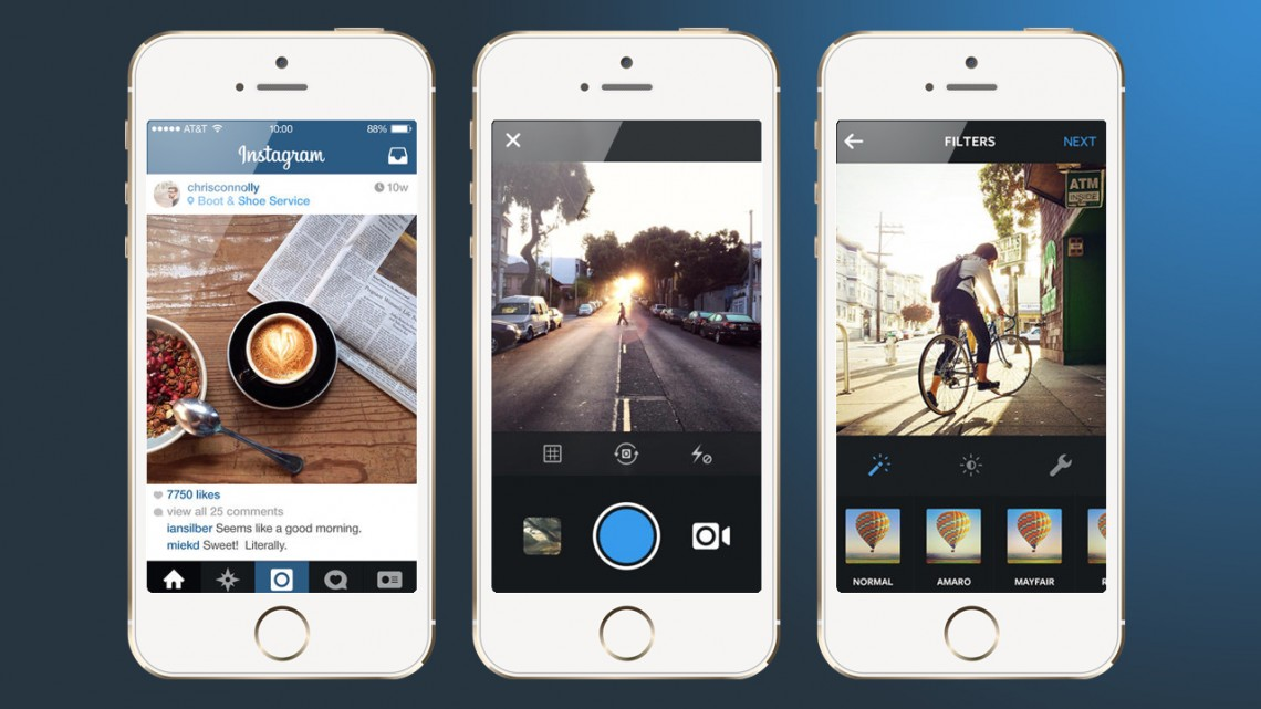 INSTAGRAM ADDS PHOTO EDITING TOOLS