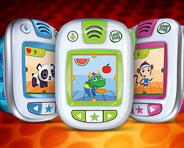 New kiddie fitness band more toy than tech