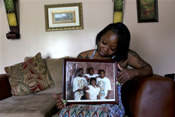 ANTI-VIOLENCE YOUTH GUNNED DOWN, BUT NOT SILENCED