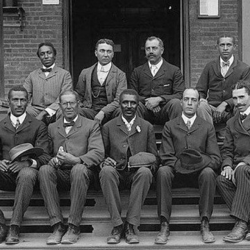 BLACK WALL STREET EARLY BLACK ACCOMPLISHMENTS