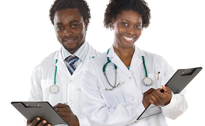 EASING THE SHORTAGE OF BLACK DOCTORS