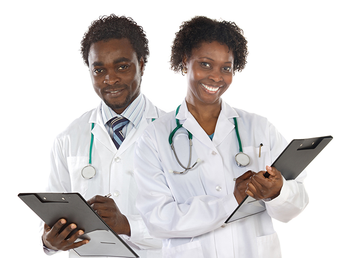 Image result for black doctors