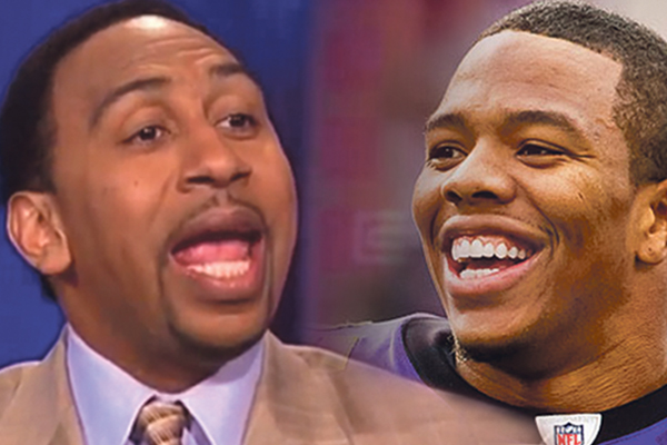 ESPN suspends Smith for 1 week