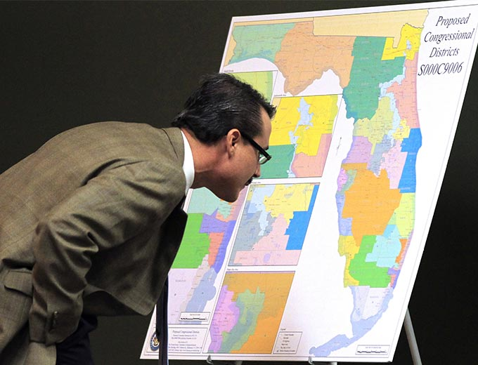GOP LEADERS WANT DELAY REDRAWING ELECTORAL DISTRICTS