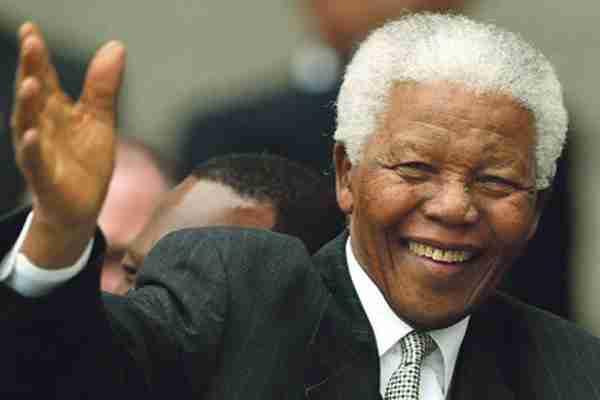 President renames Africa  program for Nelson Mandela