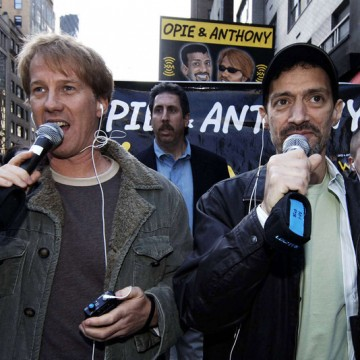 SIRIUSXM FIRES 'OPIE & ANTHONY' HOST OVER TWEETS
