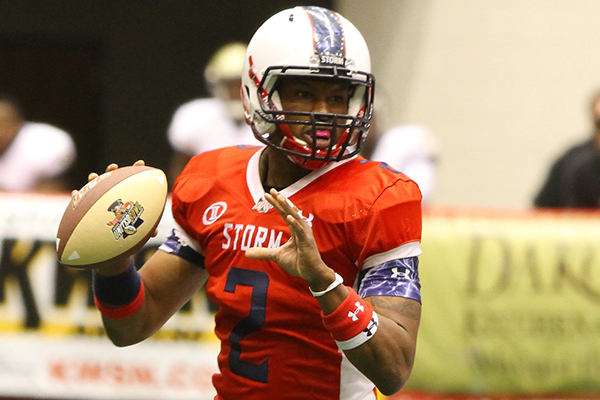 TOP IFL QUARTERBACK CALLS IT A CAREER