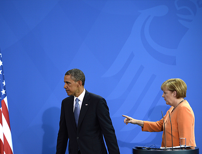 US and Germany hold restorative talks after series of spy scandals