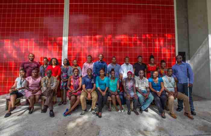 African scholars at FIU