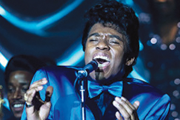 'Get On Up' tells James Brown's story