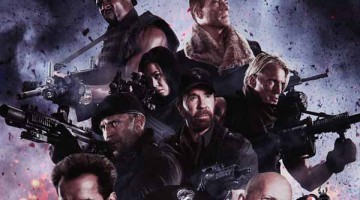 'The Expendables 3'- a little old, a little new