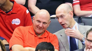 CLIPPERS SALE TO STEVE BALLMER GOES THROUGH