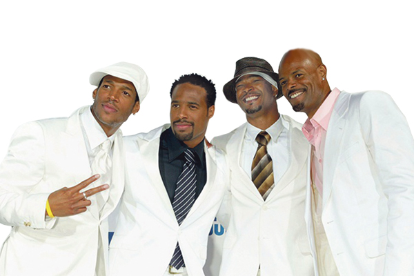 Comedian brothers set to entertain at Hard Rock Live