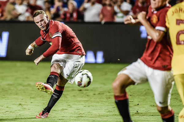 Manchester United wins Guinness cup