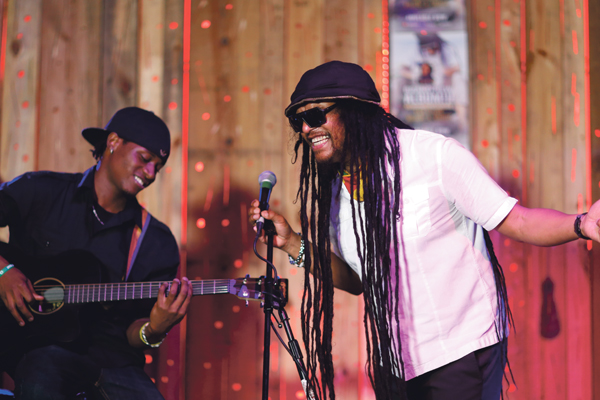 New Maxi Priest album elevates women