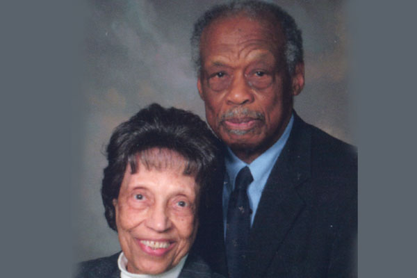 Noted civil rights activist  Jefferson Rogers dies