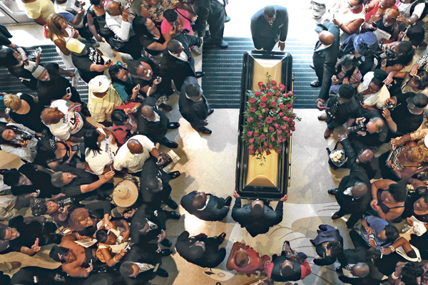 Potential to change 'ritual' of black deaths examined
