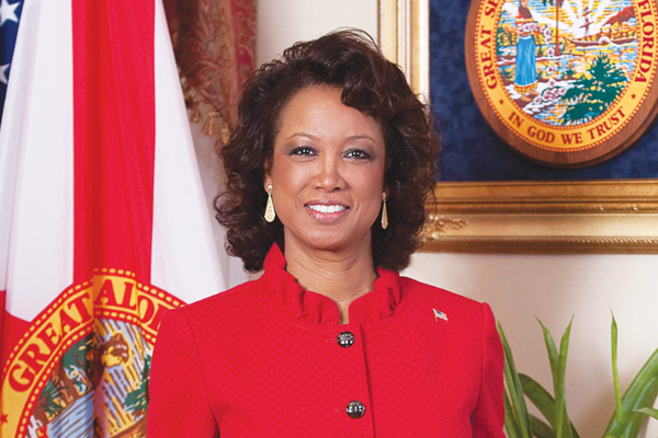 State's first black lieutenant governor slams Scott in book