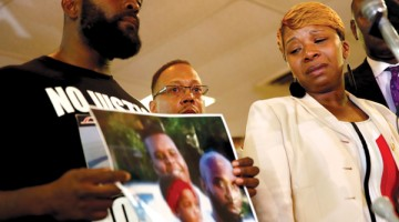 Strong federal response to Ferguson crisis seeks truth, calm