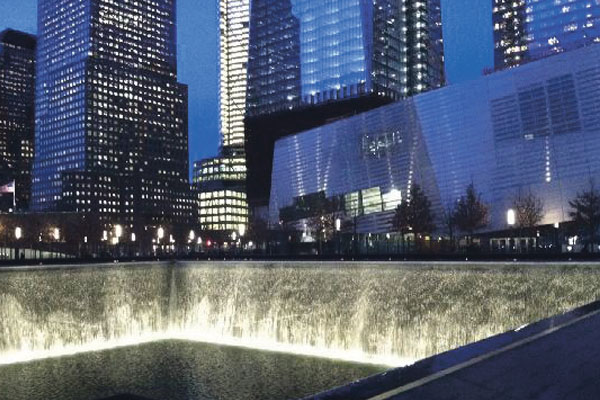 Visiting 9-11 sites- Memorial,  museum,  tours