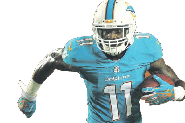 After a scandalous 2013, Dolphins looking forward