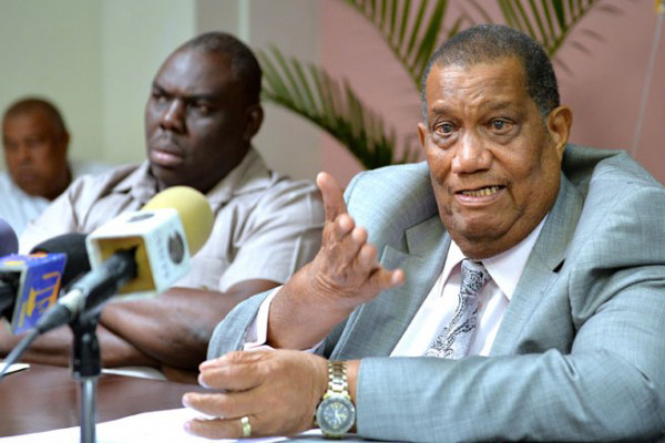 Jamaica agriculture minister dies in Florida