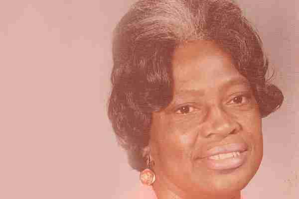 Mildred V. Kelsic Jones, activist and longtime Dania