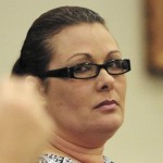 MIKE HENTZ/The Citizen Acevedo is seen in the courtroom Tuesday.
