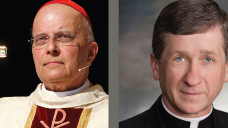 Pope chooses a moderate  for Chicago archbishop2