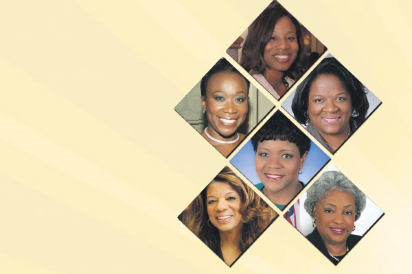 Successful women  network & strategize