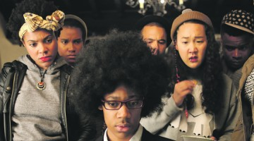 'White People' is edgy;  has memorable cast