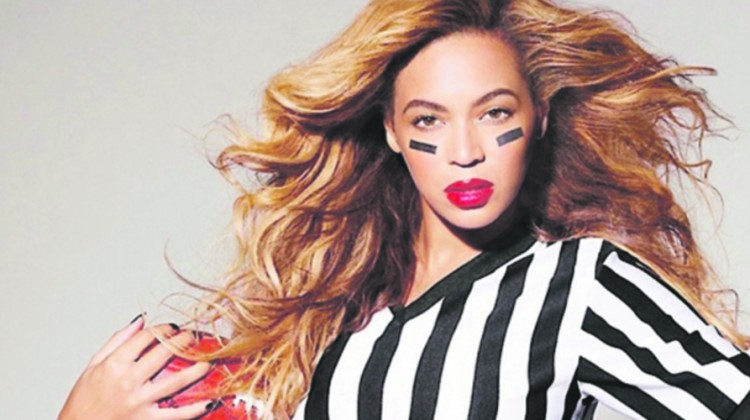 Beyonce, Topshop team up to  launch athletic wear