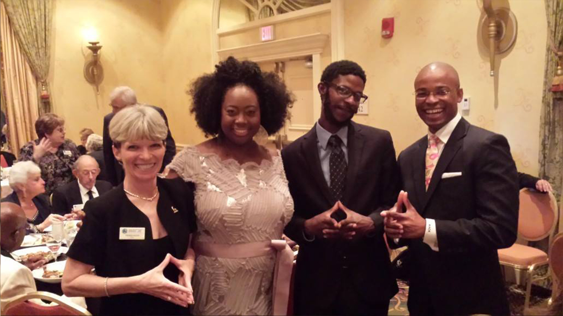 CARIBBEAN AMERICANS TAPPED FOR HONORS