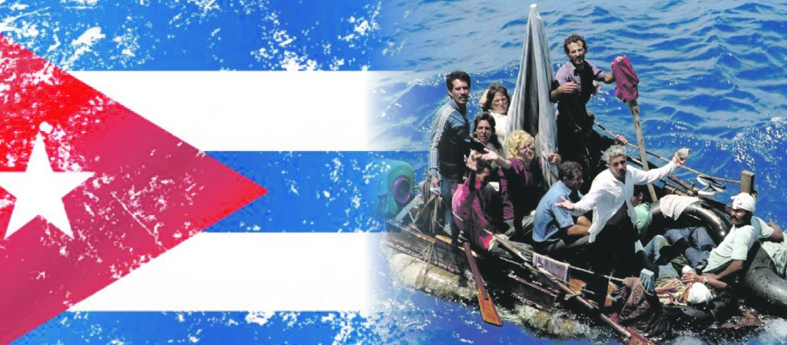 Cuban migration surges in US
