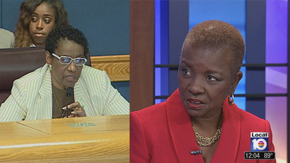 DISTRICT 1 RACE HEATS UP WITH GIBSON VS JORDAN