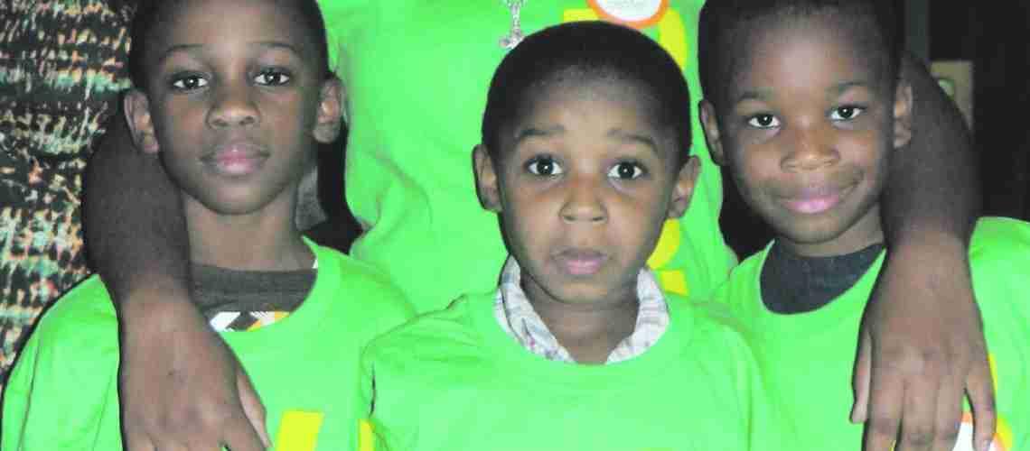 Drum event benefits children's health