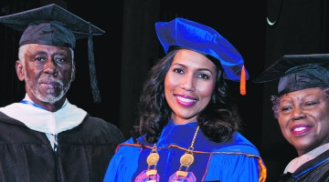 FMU INAUGURATION EVENTS 2014 FEATURE