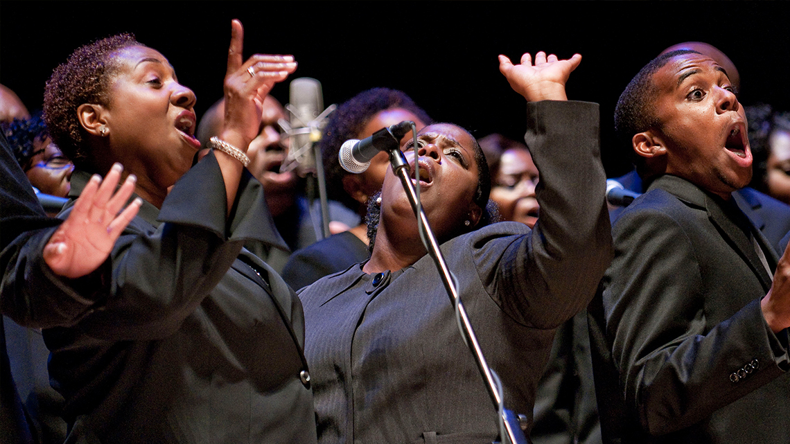 FREE GOSPEL SUNDAYS KICKS OFF 7TH SEASON