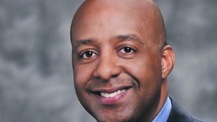 First black CEO at J.C. Penney's