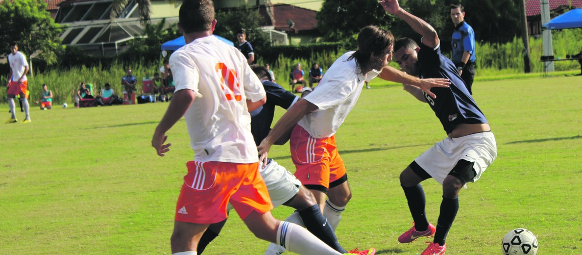 Florida Memorial men's soccer team upsets #1 ranked Thomas University