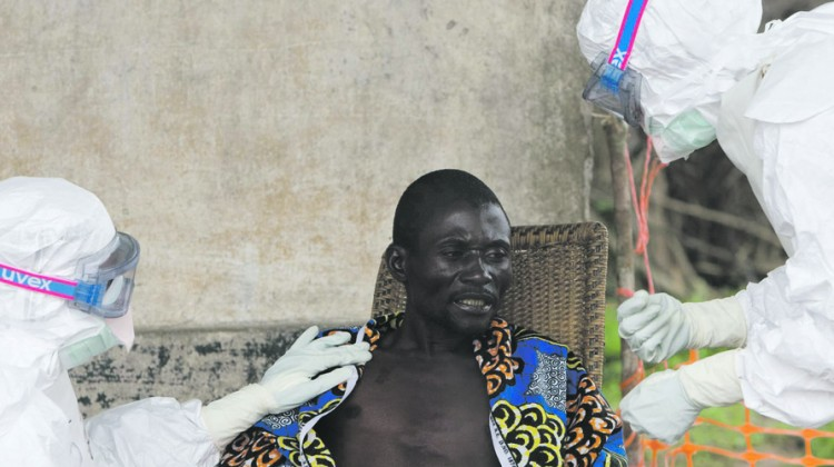 Frequently asked  questions on Ebola  virus disease