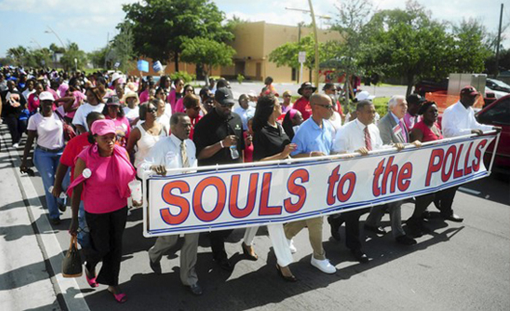 Group to hold Souls to the Polls voting event