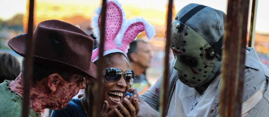 Halloween attractions up the scare factor