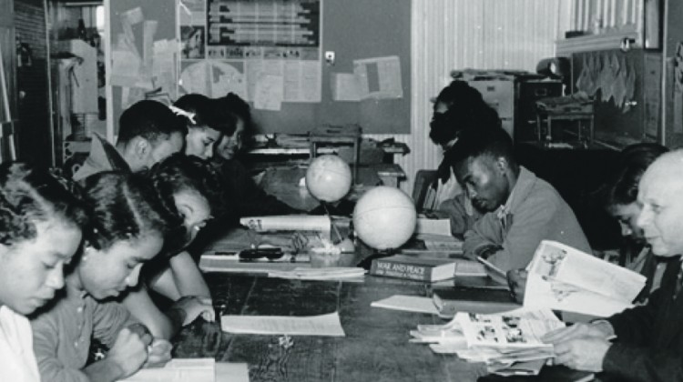 Hidden Part of History Jewish Professors thrived at HBCUS