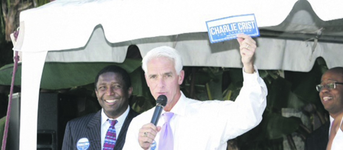 Islanders for Crist Get out the Vote