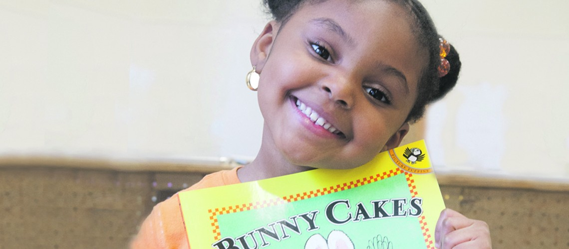 Literacy matters- CSC plans a day of reading to young kids