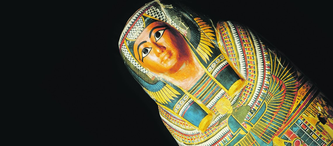 MUMMIES, KINGS AND GOLD  DEBUT AT SCIENCE CENTER