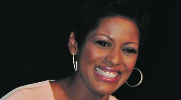 News anchor committed to prevent domestic violence