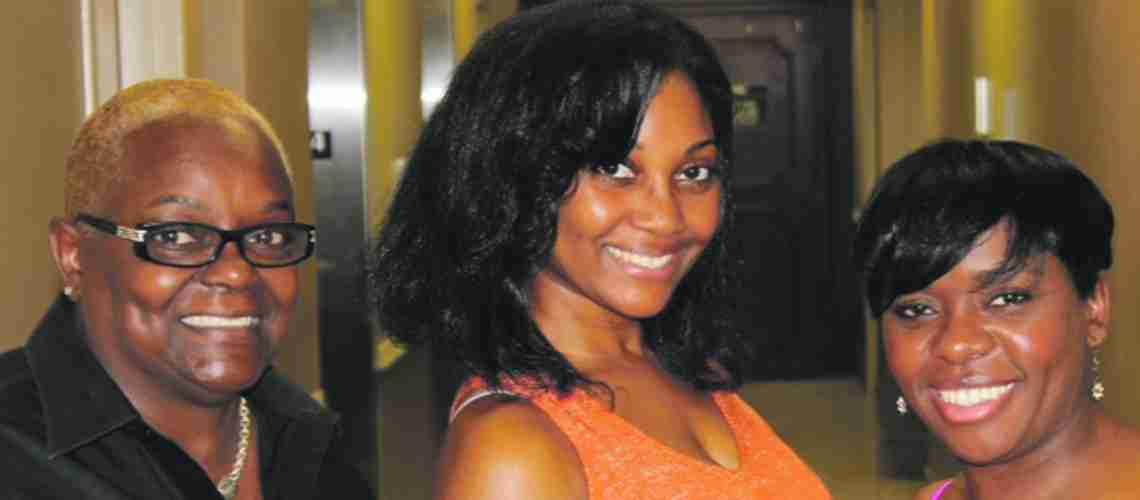 Pink Strydes celebrating founder  Robinson's  legacy