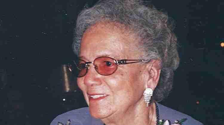 Pioneering nurse celebrates 103rd birthday
